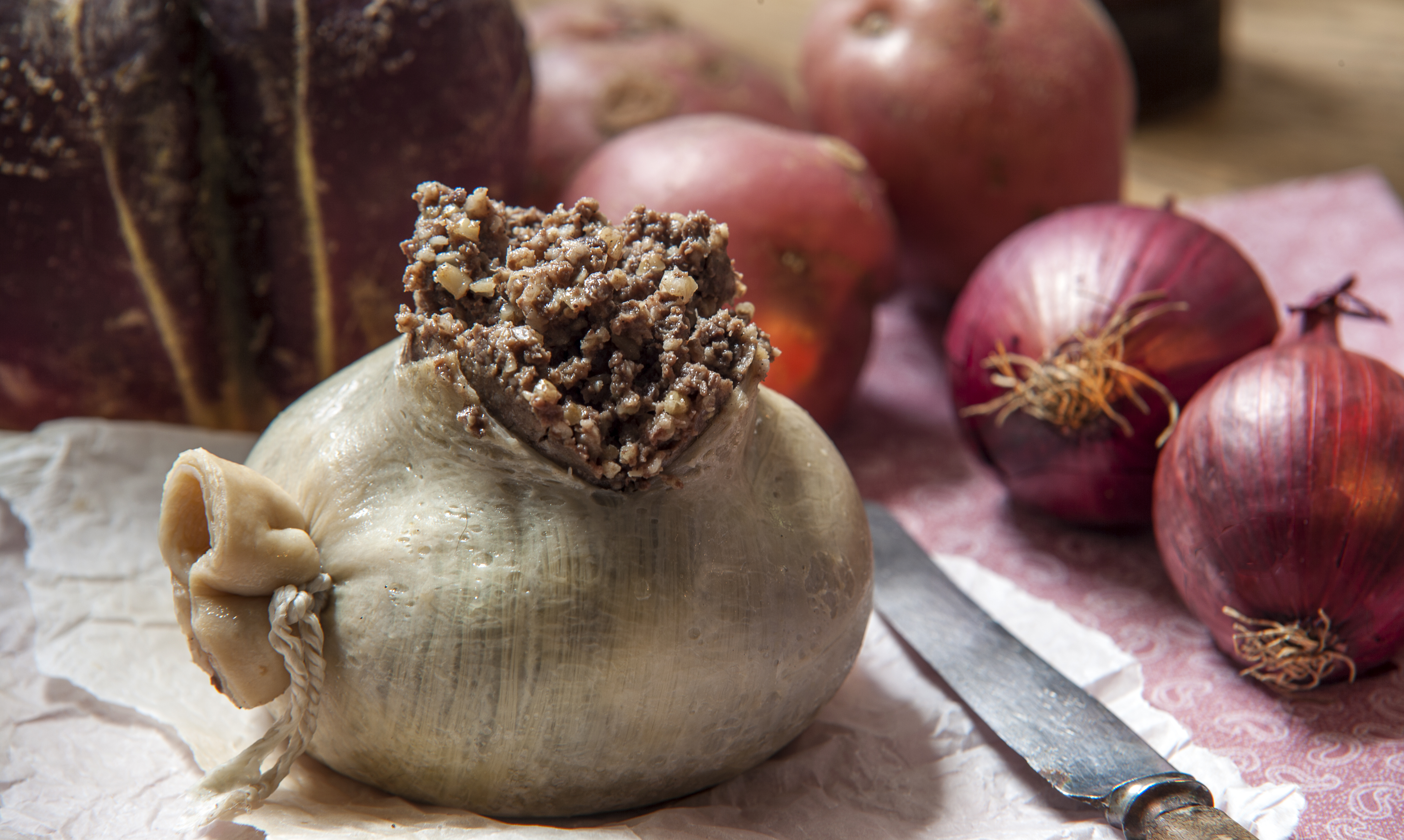 How to cook Haggis | Grants of Speyside